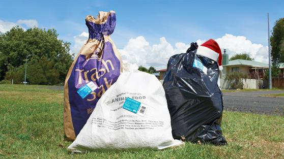 Rubbish collections over the holidays