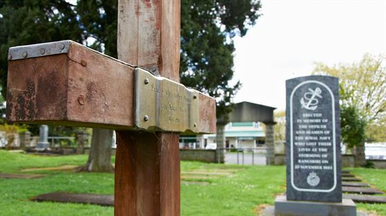 Cemeteries database