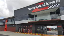 Hampton Downs looks set to be the new home to the Supercars