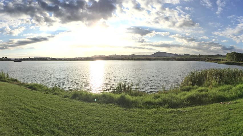 Lake Puketirini, Huntly