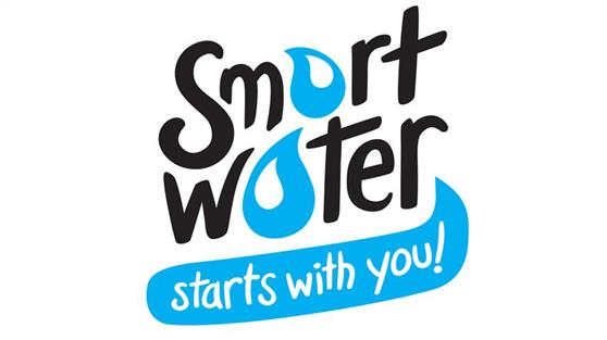 New Smart Water logo