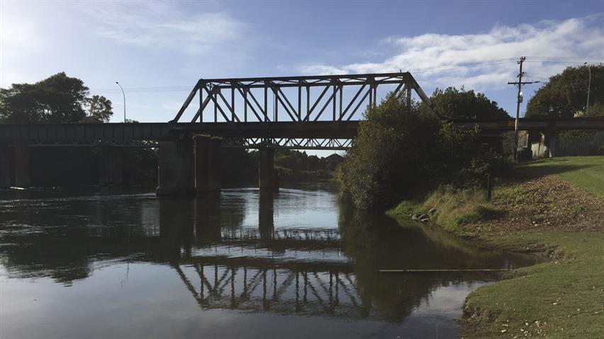 Ngaruawahia Rail Bridge