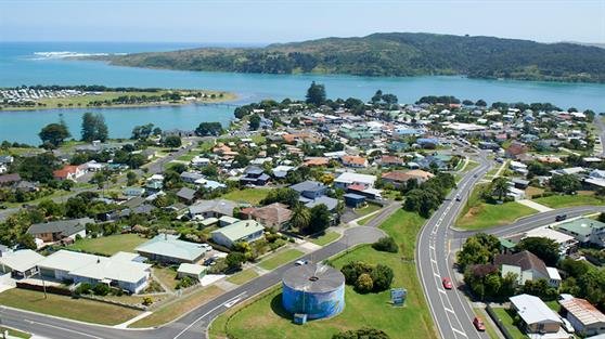 A study has found that Port Waikato, Raglan Harbour and Aotea Harbour is at a low-risk of inundation for a tsunami, but waves could cause strong surges and currents.