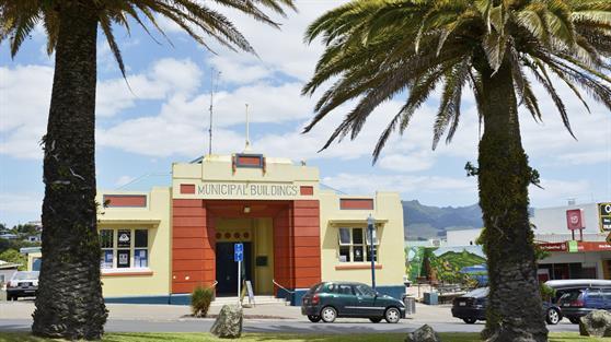 Raglan town hall