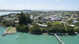 Raglan, Waikato District