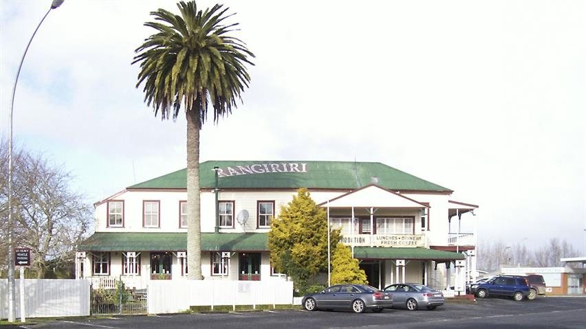 Rangiriri Hotel, Waikato District