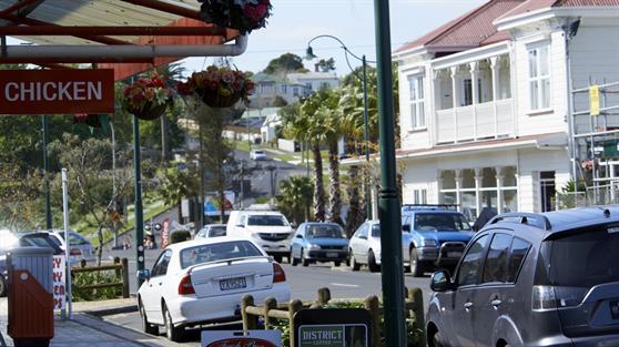 Tuakau Town