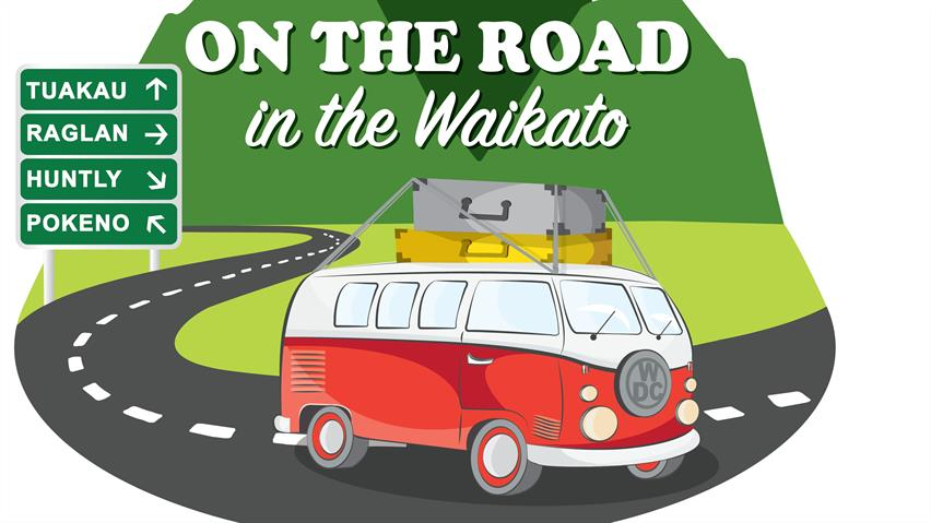 WDC District Plan Road Trip Campaign Logo