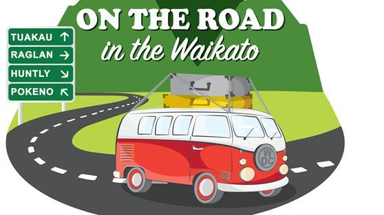 WDC District Plan Road Trip Campaign Logo