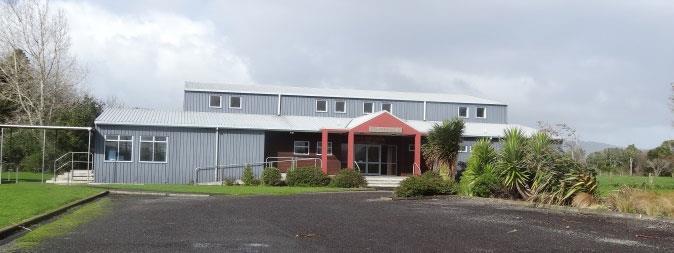 Aka Aka Community Hall