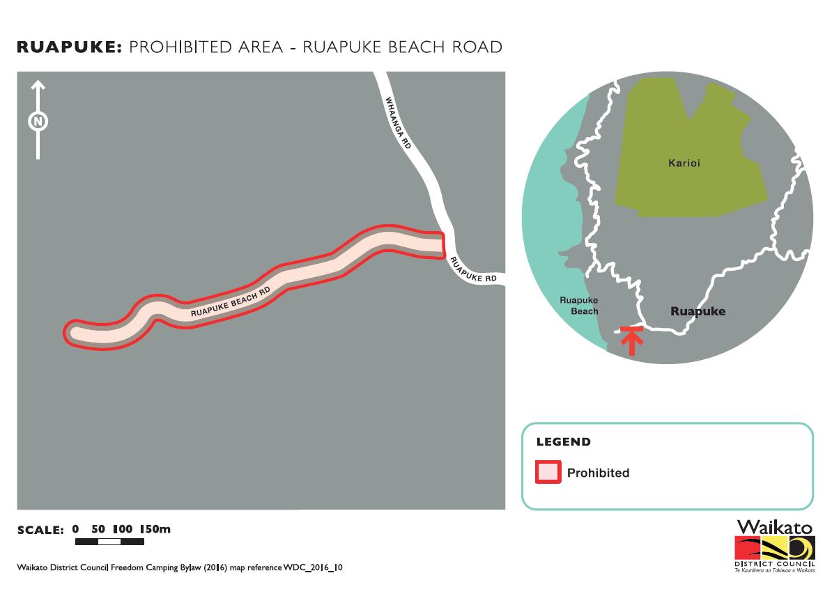 Ruapuke Beach Rd camping