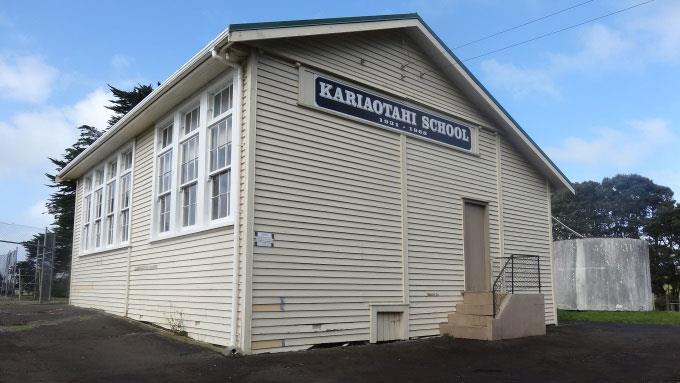 Kariaotahi Hall