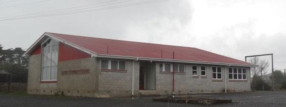 Naike Hall