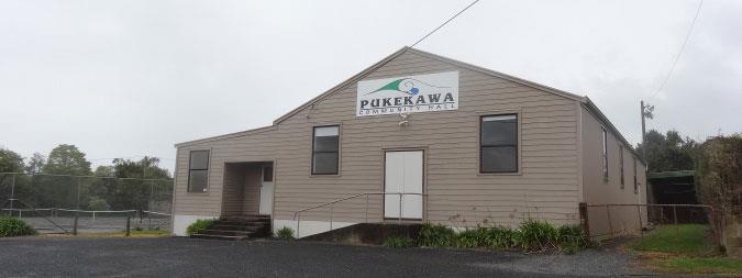 Pukekawa Hall