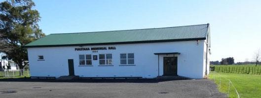 Puketaha Hall