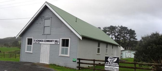 Te Kohanga Hall