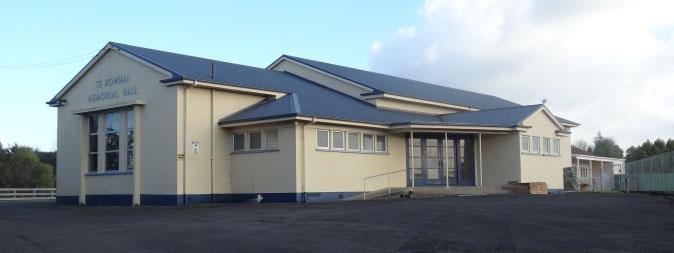 Te Kowhai Hall