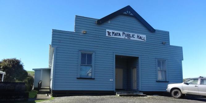 Te Mata Hall