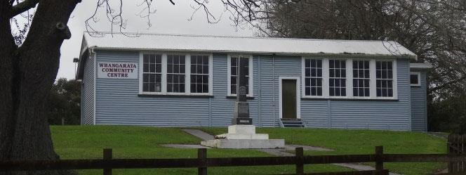 Whangarata Community Hall