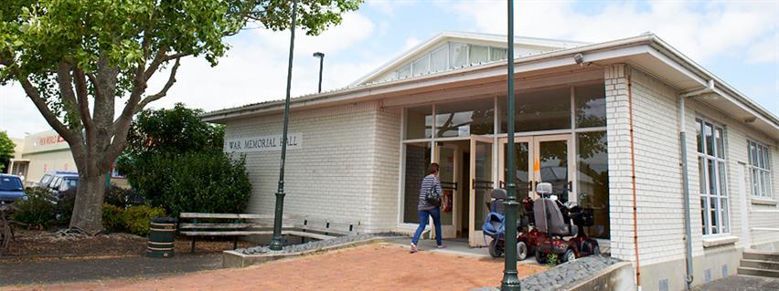 Ngaruawahia Memorial Hall