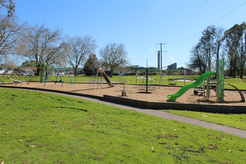 Fairfield park playground