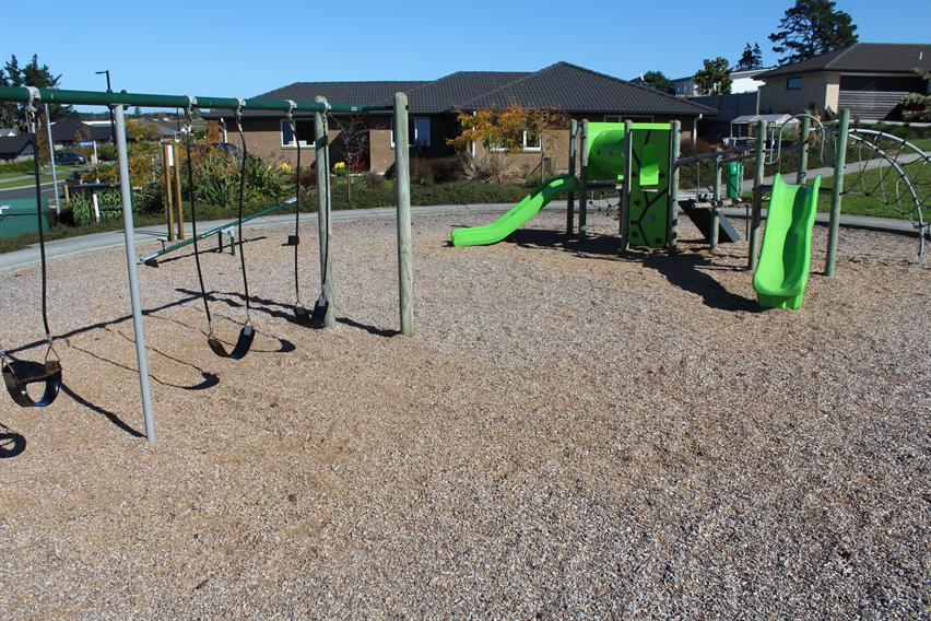 Mark Ball Drive playground