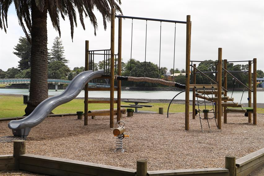 Te Kopua Domain Playground