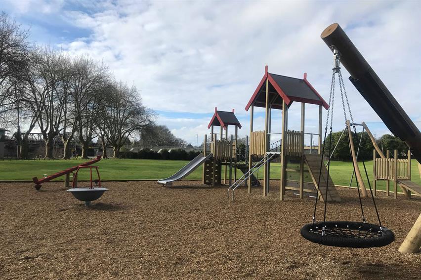 The Point playground
