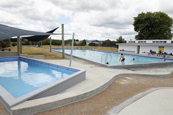 Tuakau Centennial Swimming Pools