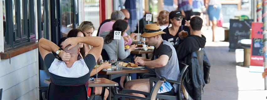 Food and Alcohol in the Waikato