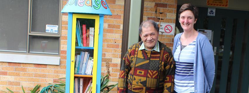 Visit Tuakau library