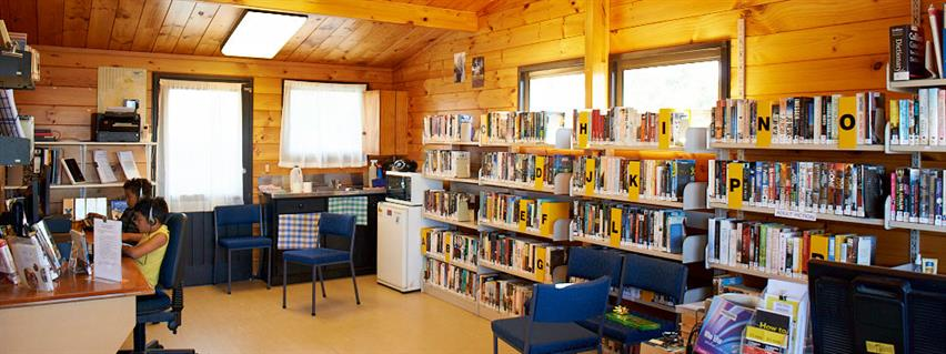 Visit Meremere library