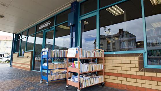 Ngaruawahia library