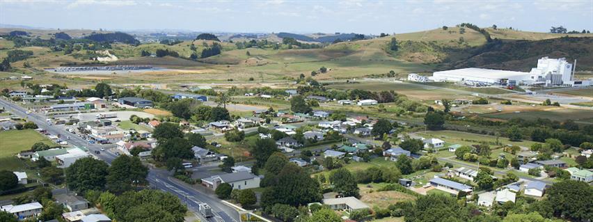 Pokeno town