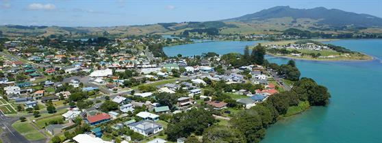 Raglan from above