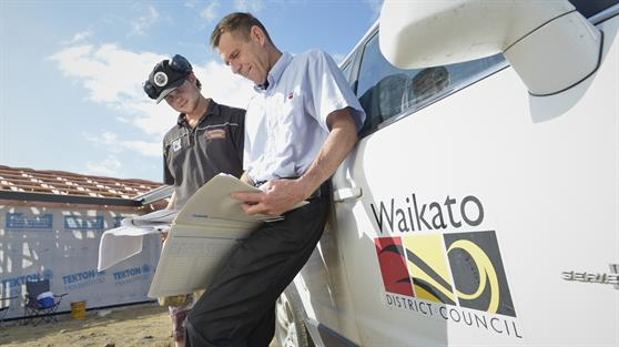 Work for Waikato District Council