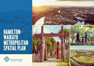 Hamilton-Waikato Metropolitan Spatial Plan