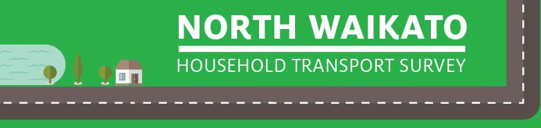 North Waikato household transport survey