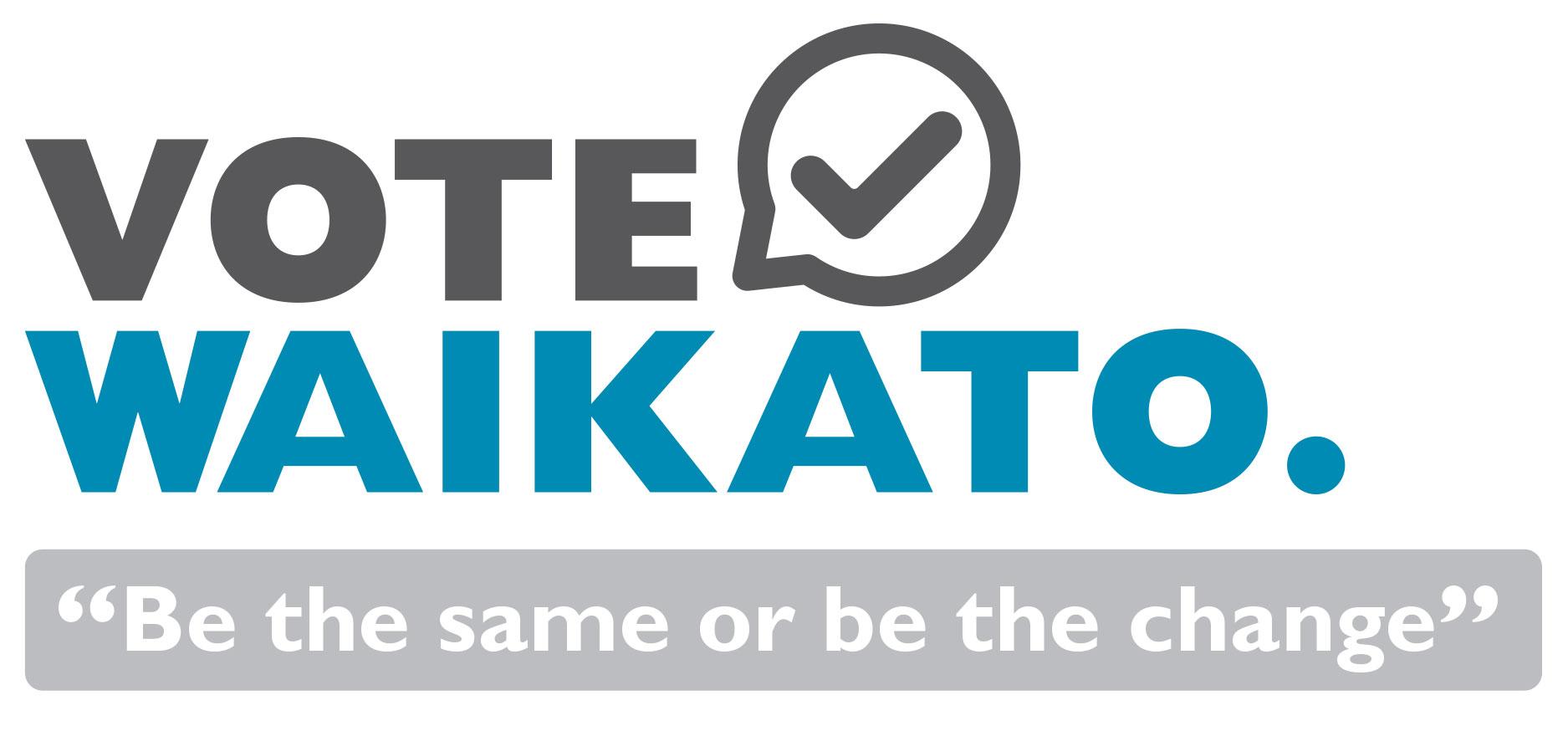 Vote-Waikato